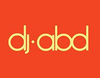 DJ ABD Logo & Business Cards