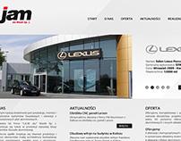 JAM Website