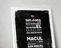 BEPROUD -  Typography