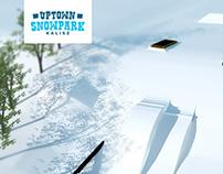 UPTOWN SNOWPARK KALISZ 3D Models