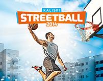 KALISKI STREETBALL Posters 2010-2014