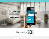 Movistar Mi Cuenta app