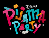 Pijama Party Pack - Disney Channel