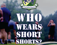 The Charlotte Royals Rugby Club
