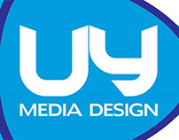 UY MEDIA DESIGN - LOGO BRAIN