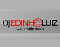 DJ EDINHO LUIZ - LOGOMARCA