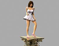 Character Design Sakura Showcase
