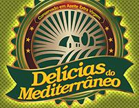 Delícias do Mediterrâneo - Marketing/Visual de Produto