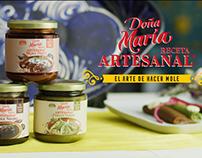Doña María- El arte de hacer Mole