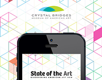 Crystal Bridges Museum State of the Art