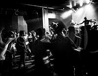 Bury Tomorrow Live at HardClub - Oporto