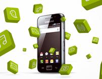 Conect: Smartphone campaign