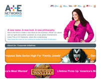 A+E Networks Corporate Site