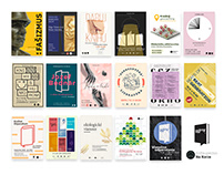 Literary posters 2020