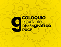 9no Coloquio PUCP | Original Idea