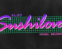 Sushilove 2014 logotype