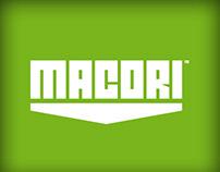 Macori, Branding & identity