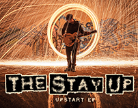 The Stay Up - Vinyl Set, Poster, Stickers, Ticket Stubs