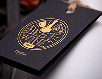 6 Wine Stamp Badges & Logos
