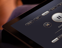 iPad interface design