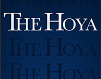 CMN Template: Georgetown The Hoya iPhone App