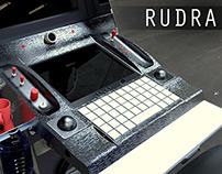 RUDRA - An Active Denial Submarine Sonar System.