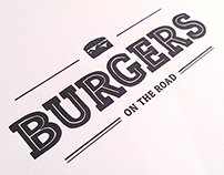 Logo: Burgers on the road