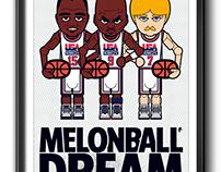 MelonBall Prints