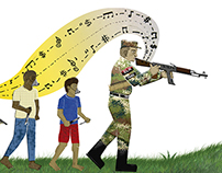 Hamelín el Flautista Combatiente