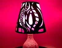 The V lamp