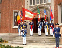 A Student's First Day at Culver Military Academy