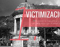 Encuesta Victimización Cámara de Comercio de Bogotá CCB
