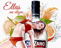 Top 10 Ad Styles - Cinzano