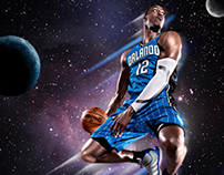 ADIDAS DWIGHT HOWARD POSTER
