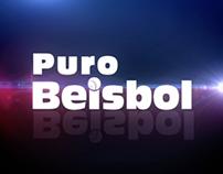 Promo Puro Beisbol / 2011