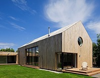 M House by Jamie Falla Architecture