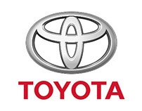 Toyota logo creation