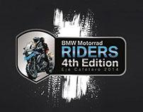 BMW Motorrad RIDERS 2014