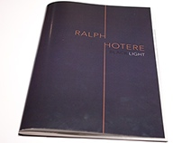 Ralph Hotere Black Light