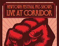 Live at Corridor