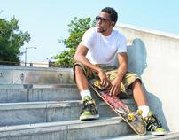 Skateboarders Photoshoot
