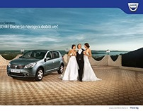 Dacia: Dacia owners are used of getting more (2008)