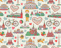 Moscow patterns