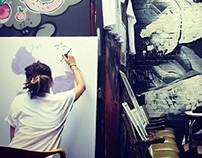 LUSID ART @ KERBSIDE 2013 OCT