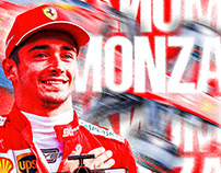 Formula One 2021 | Italian Grand Prix Poster