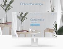 HITE Online Store Design