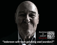Campagne ouderen discriminatue