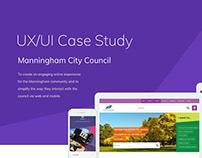 UX/UI Case Study