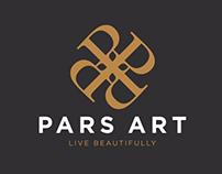 Brand Identity for Pars Art