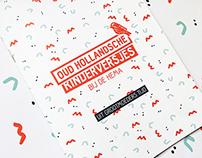 Dutch Nursery Rhymes Book for Hema
